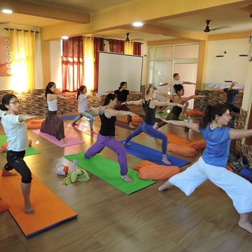 300 Hours Hatha Yoga Teacher Training Course in Rishikesh, India