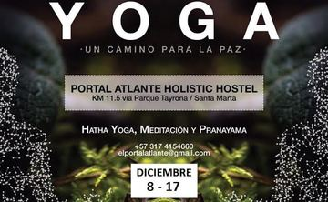 Yoga Detox + PLant Medicine Retreat