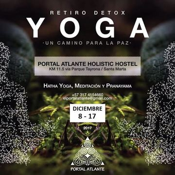 Yoga Detox + PLant Medicine Retreat