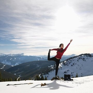 Yoga & Ski Holiday