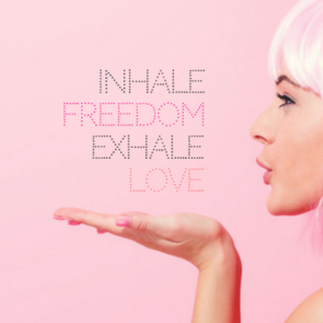 Yoga Class for Charity in London, UK  – Inhale Freedom Exhale Love