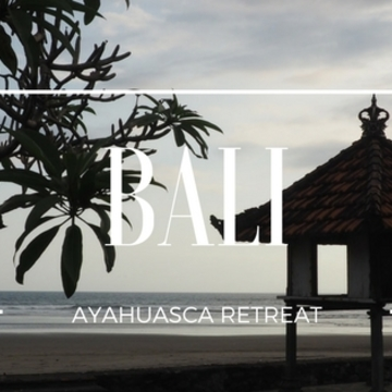 Bali Ayahuasca retreat (Dec 7-17, 2017)