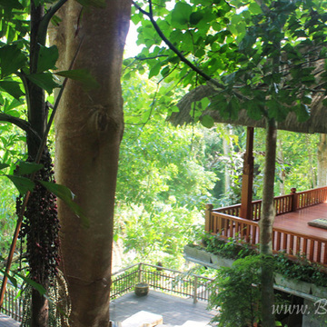 Nature's Resort in Ubud for Yoga & Meditation Retreats