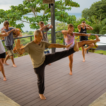 Chen Tai Chi Costa Rica Retreat January 7 - 13 2018