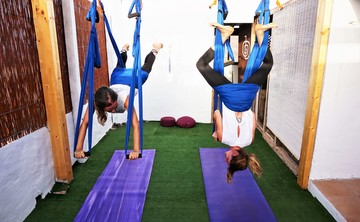 4 Days Reiki and Aerial Yoga Retreat in Fuerteventura, Spain (All year round)