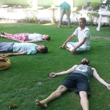 One Week Advance Yoga Retreat in Rishikesh India