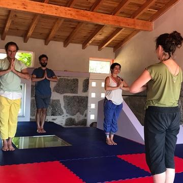 Yoga and Primal Dance