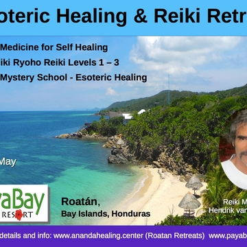 Esoteric Healing & Reiki Retreat