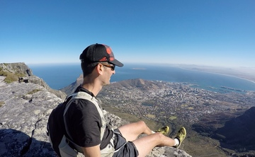 Cape Town, South Africa Trail Adventure