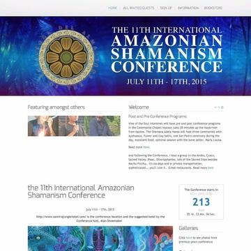 International Amazonian Shamanism Conference