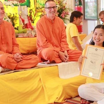 Yoga Teachers Training Course February 2018