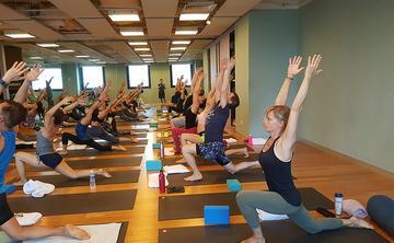 Yoga Teacher Training Courses Rishikesh: Yoga TTC in India