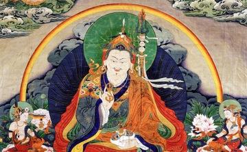 Endless Knot Padmasambhava Treasure Retreat