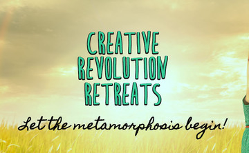 Creative Revolution Women's Self Care and Writing Retreat