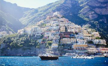 Rejuvenate in Amalfi: An Italian Yoga Retreat with Mounira Bazzi