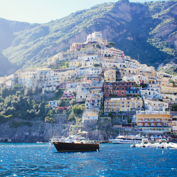 Rejuvenate in Amalfi: An Italian Yoga Retreat with Mounira Bazzi
