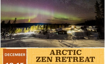 Yoga/Tai-Chi in Lapland + Meditation + Nutrition + Arctic Experience - 5 All Inclusive days!