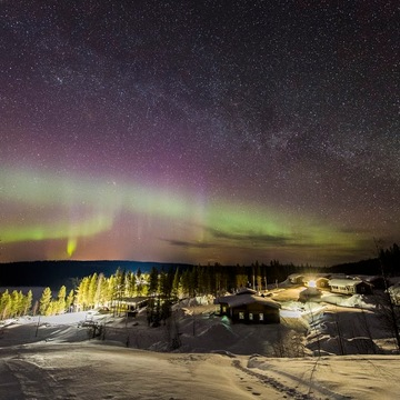 Valkea Arctic Experience