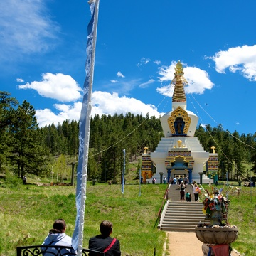 Shambhala Mountain Center