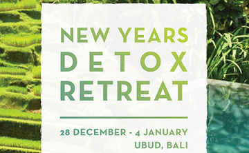 New Years Detox Retreat