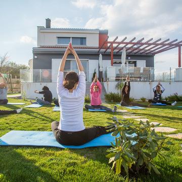 8 Day All Inclusive Tai Chi & Yoga Retreat on Croatian Seaside, December 2017
