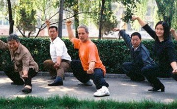 30 Day/120 Hour Chen Style Tai Chi Training
