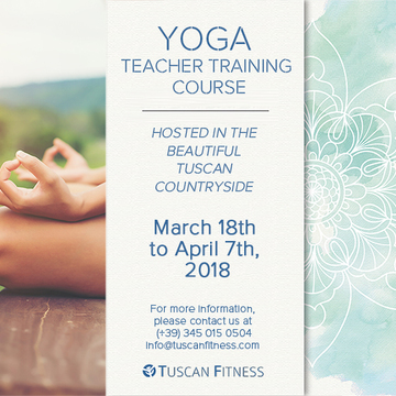 Yoga Teacher Training – 200 hours – w/ Peter Kaaberbøl Kristensen