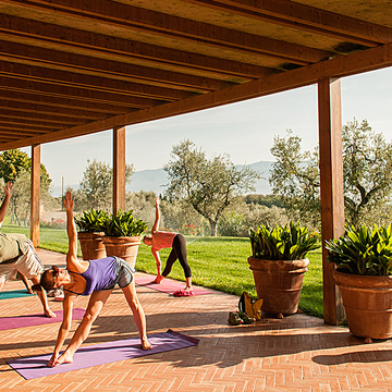 4 Day/3 Night Yoga&Fitness Plus+