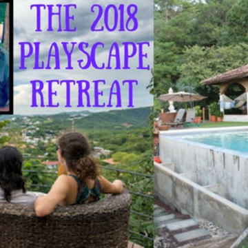 1st Inaugural Playscape Retreat