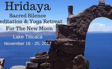 Sacred Silence - Lake Titicaca Retreat