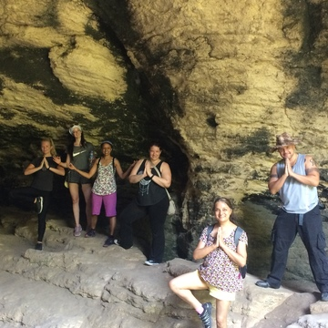 Hiking and Meditation Yoga retreat