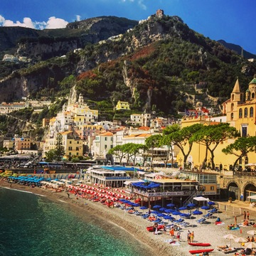 A Mind Less Escape on the Amalfi Coast