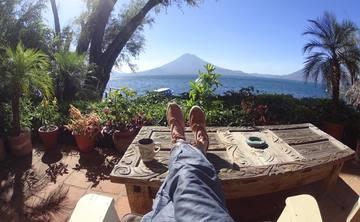 Journey Into Sacred Expression Women's Writing & Yoga Retreat -  Lake Atitlan, Guatemala