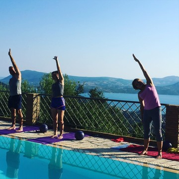 Pilates and Wellness Retreat in Greece