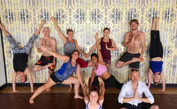 Hot Yoga Teacher Training (YA - RYT): 250hrs, Tampa Bay