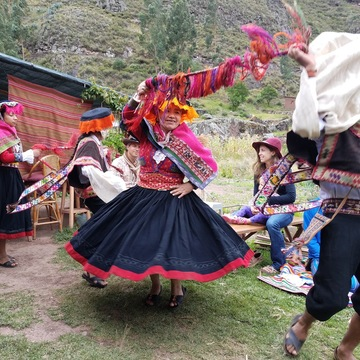 SACRED VALLEY PILGRIMAGE PERU.  SAN PEDRO MEDICINE RETREAT FEB 18th - MARCH 1st, 2018