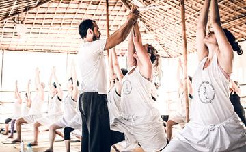 Yoga Teacher Training Goa India