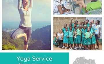 Move the World Yoga Service Experience