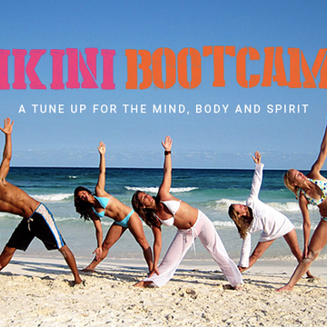 Bikini Bootcamp with Om on the Range yoga