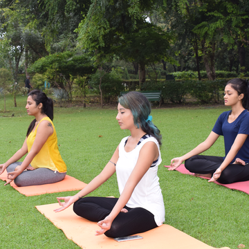Guided Meditation Retreat with Nirvana The Moksha