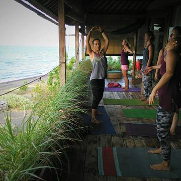 Yin Yoga and Freediving or Snorkelling Retreat Bali