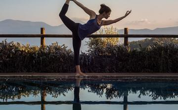 TUSCAN COUNTRYSIDE YOGA ADVENTURE WITH ANANDA EXPEDITIONS | MAY 5 - 12, 2018