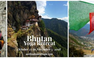 Bhutan Yoga Retreat with The Travel Yogi