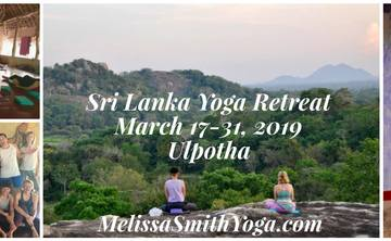 Sri Lanka Yoga Retreat