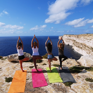 MOTHER NATURE'S CALLING: 7-day Hiking and Yoga Retreat
