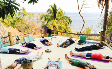 7 -28 day Holistic Healing/Personal Transformation Retreat with Yoga/Mindfulness and optional Detox in Yelapa, Mexico – Flexible start dates