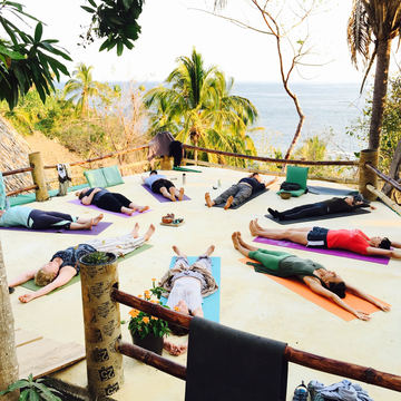 7 -28 day Holistic Healing/Personal Transformation Retreat with Yoga/Mindfulness and optional Detox in Yelapa, Mexico