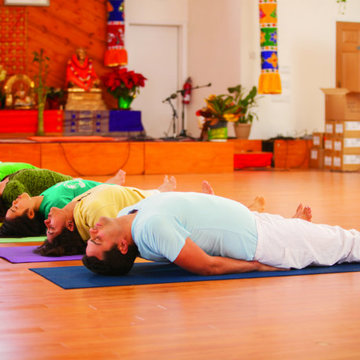 Beginners Yoga Course, Level 1