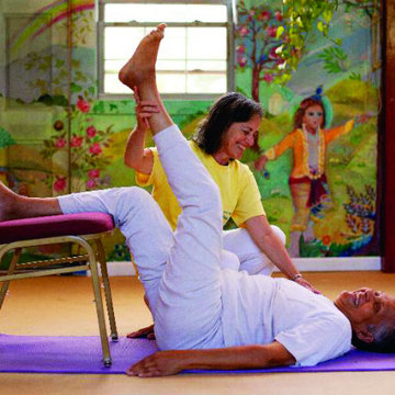 Chair Yoga Teacher Training