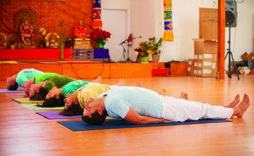 Yoga Health Education Camp – Cancer